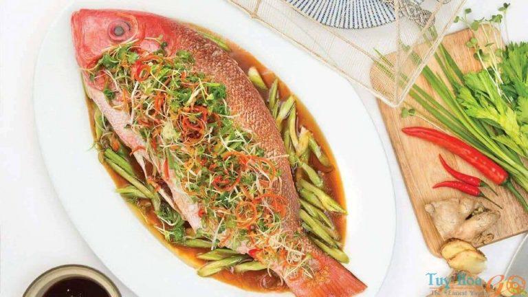 Cách làm cá hấp xì dầu gây mê không thể nào chê tại nhà