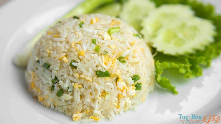 Cách làm cơm chiên trứng, món ăn dinh dưỡng cho bữa sáng vội vàng