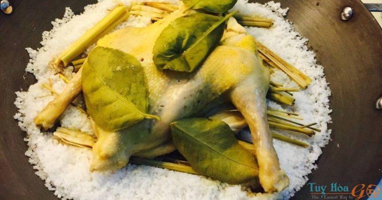 Hướng dẫn cách làm gà ủ muối bất bại ngon mê ly