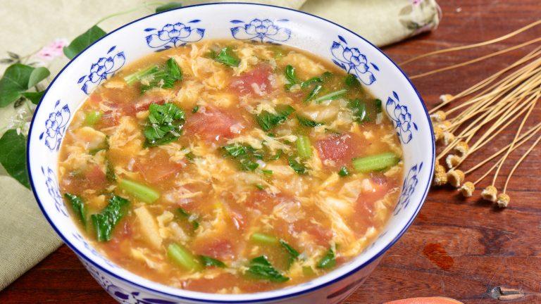 Canh chua trứng - Món ngon đơn giản mà hấp dẫn
